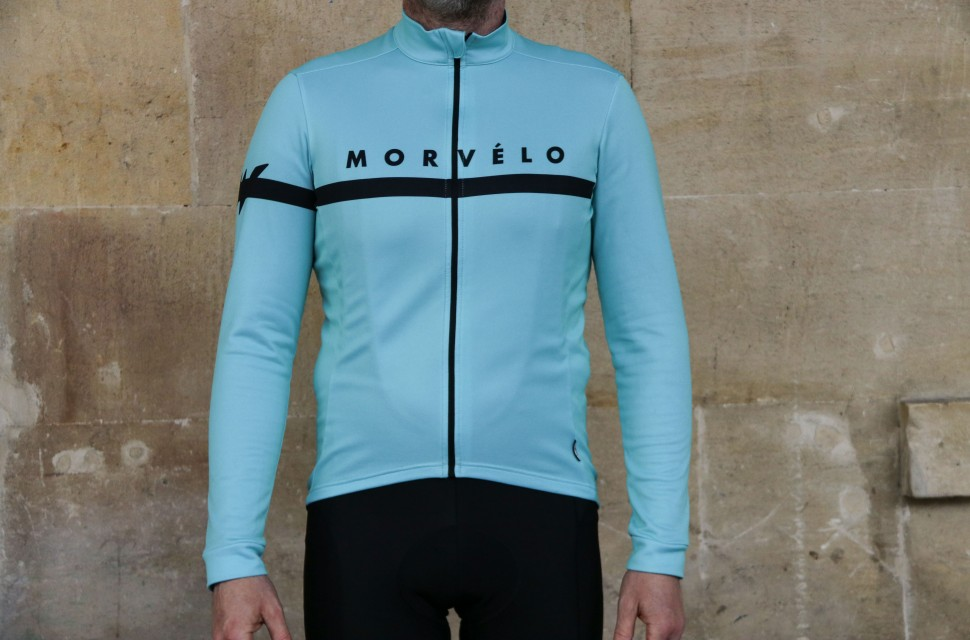 9a2c4d852f32 Morvelo Kuler Celeste Thermoactive long sleeve jersey review