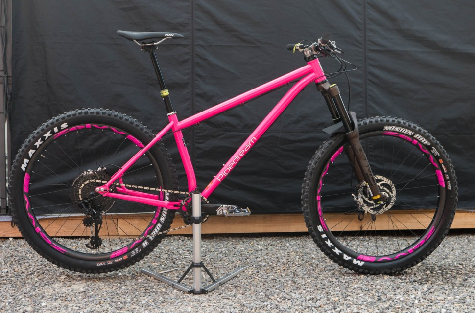 Pipedream S New Moxie Hardtail Is Seriously Rad Aggro
