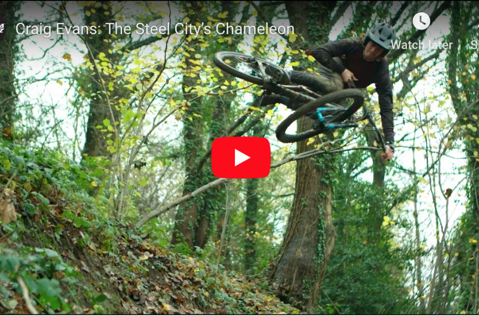 Video Craig Evans: The Steel City's Chameleon header