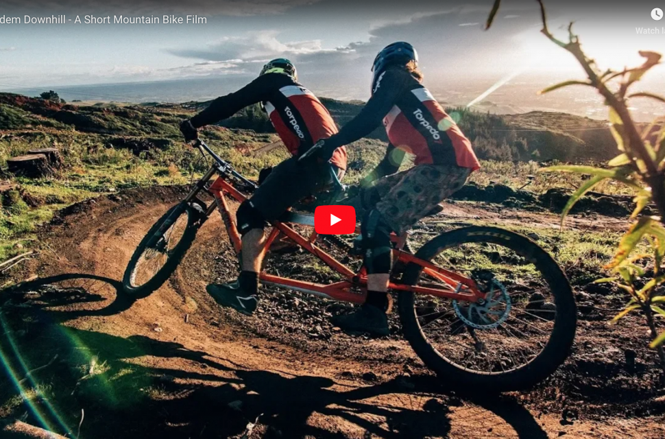 Video: Tandem Downhill header