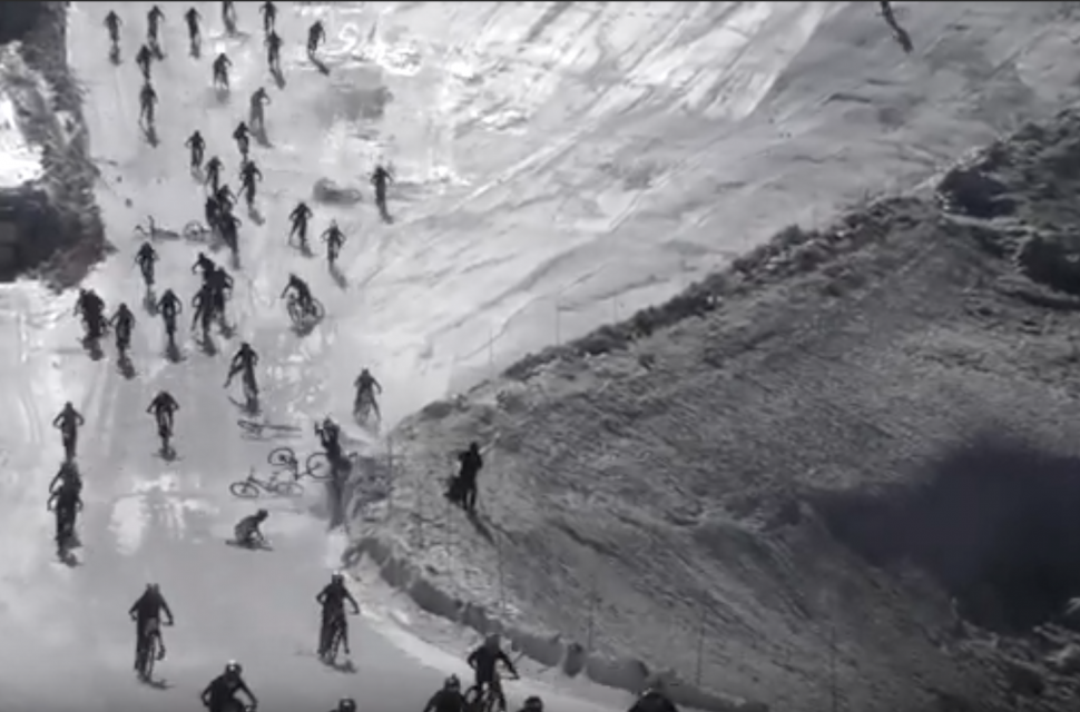 Mountain of Hell 2019 crash video