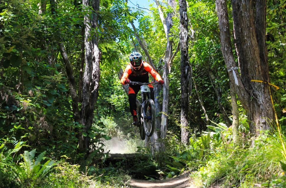 New Zealand Race Riding Photo