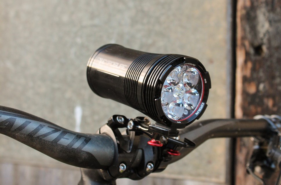 USE Exposure Six Pack MK8 Front Light-1.jpg & USE Exposure Six Pack MK8 Front Light | off-road.cc