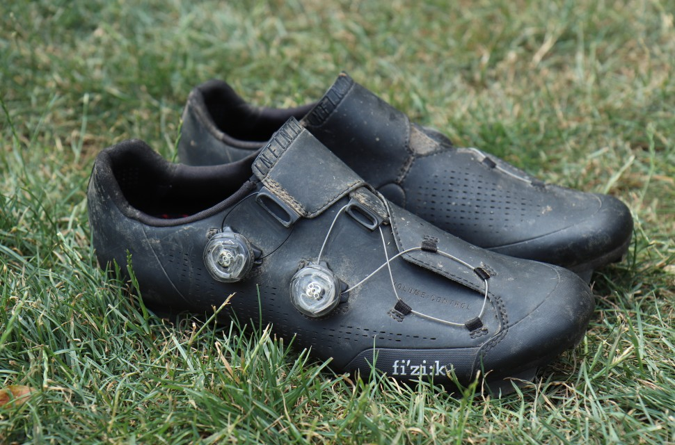 754a50d863d Fizik Infinito X1 SPD shoes review | off-road.cc