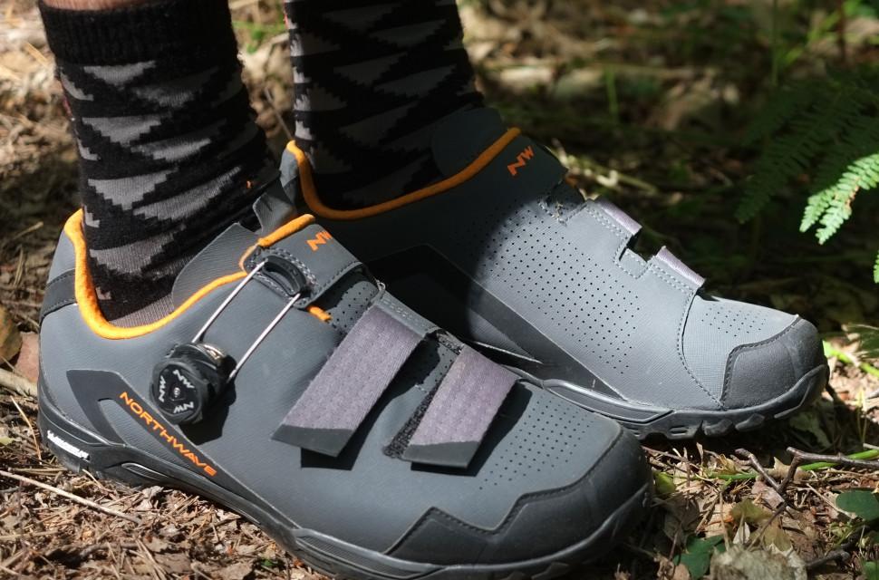 Northwave Spider 2 Mountainbike Schuhe Black