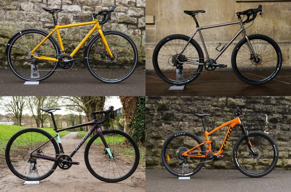 4 cool bikes header