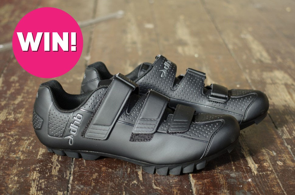Win a pair of dhb mountain bike shoes with off-road cc! | off-road cc