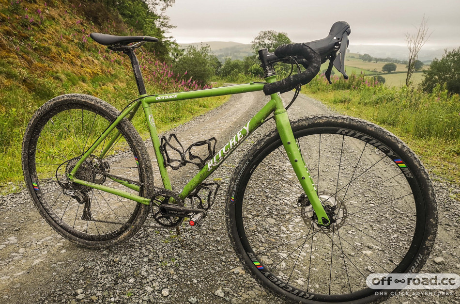 Ritchey Outback frameset review