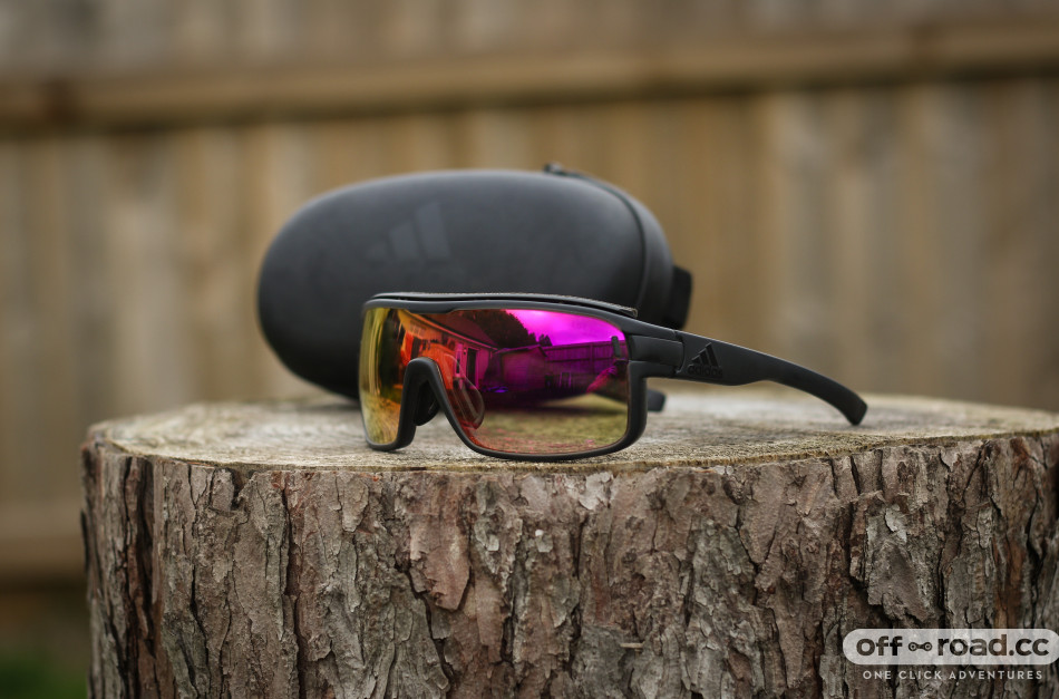 testigo seguro La nuestra  Adidas Zonyk Pro Vario glasses review | off-road.cc