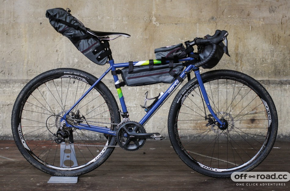 First Look Passport Bikepacking Bags Off Road Cc