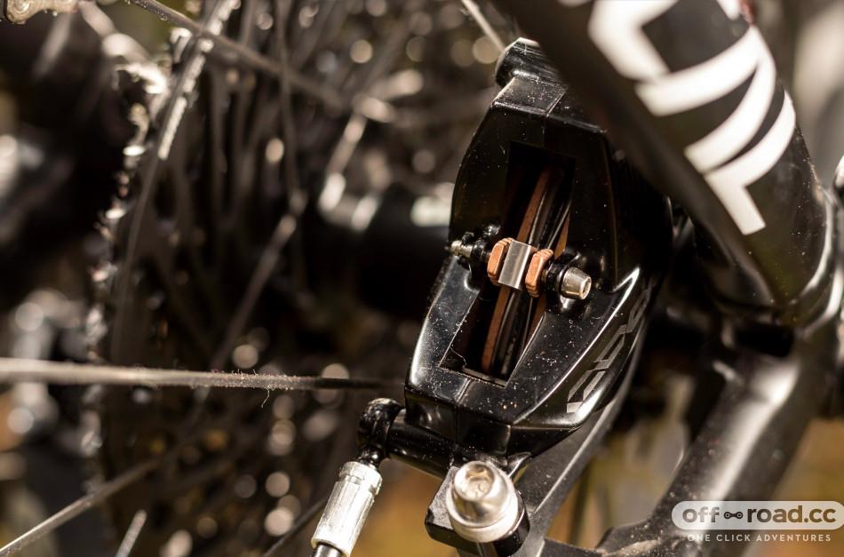 Bike Brake Pads Strong Friction Bike V Brake Pads Quiet Bicycle Brake Pads for Bicycles Mountain Bicycles Road Bicycles