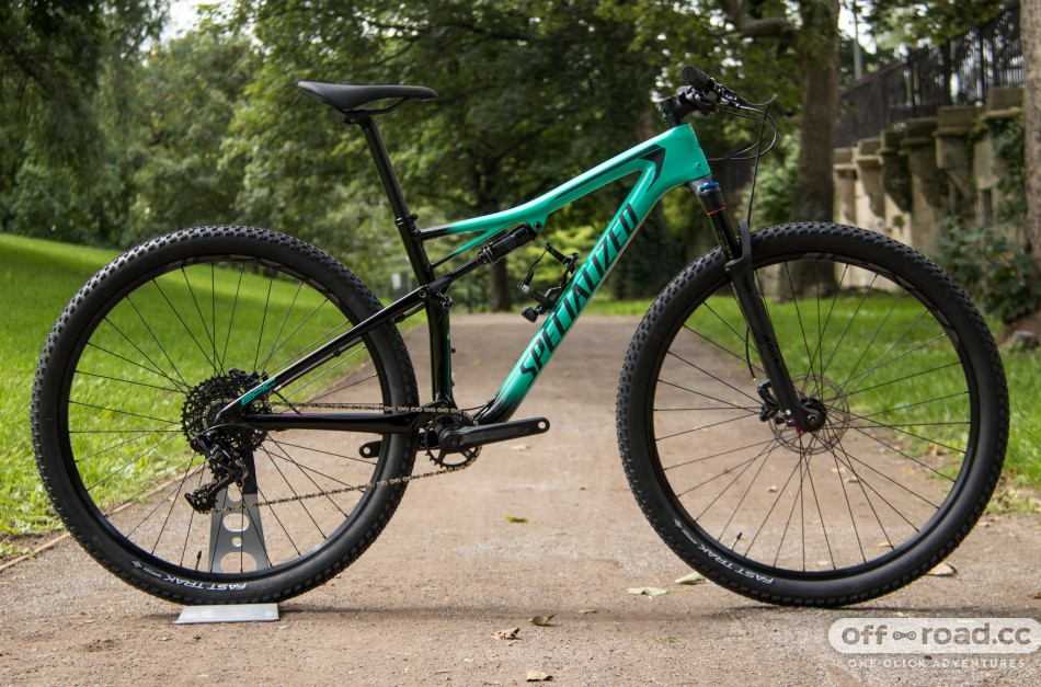 First Look Specialized Epic Comp Carbon Off Road Cc