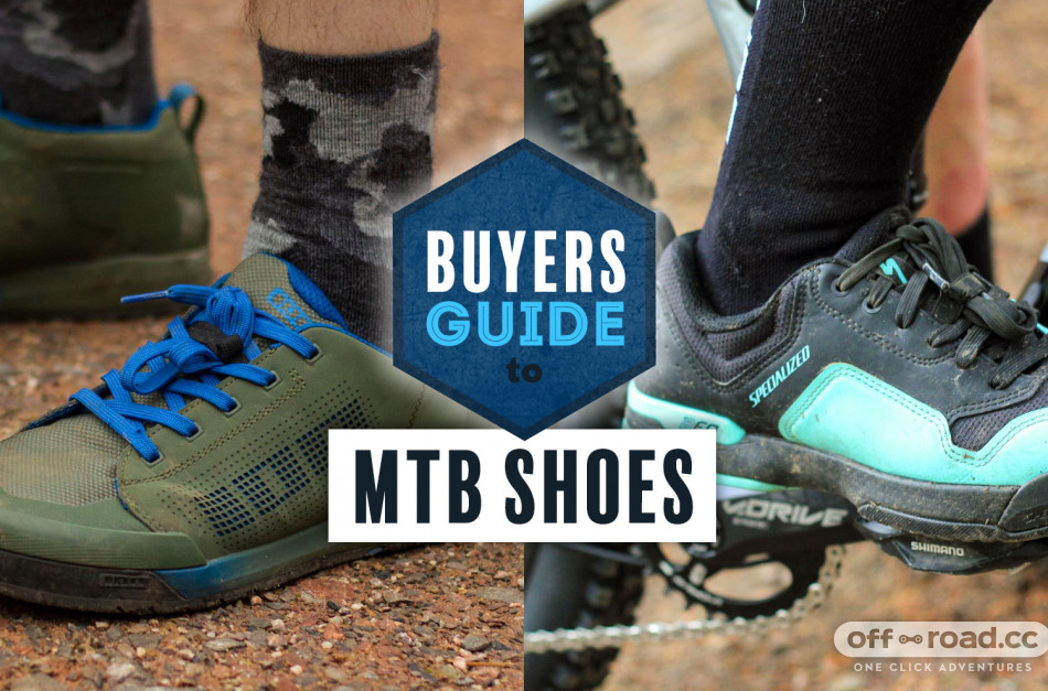 mountain bike and gravel shoes